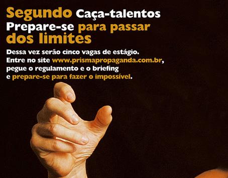 II Caça-talentos – 2003