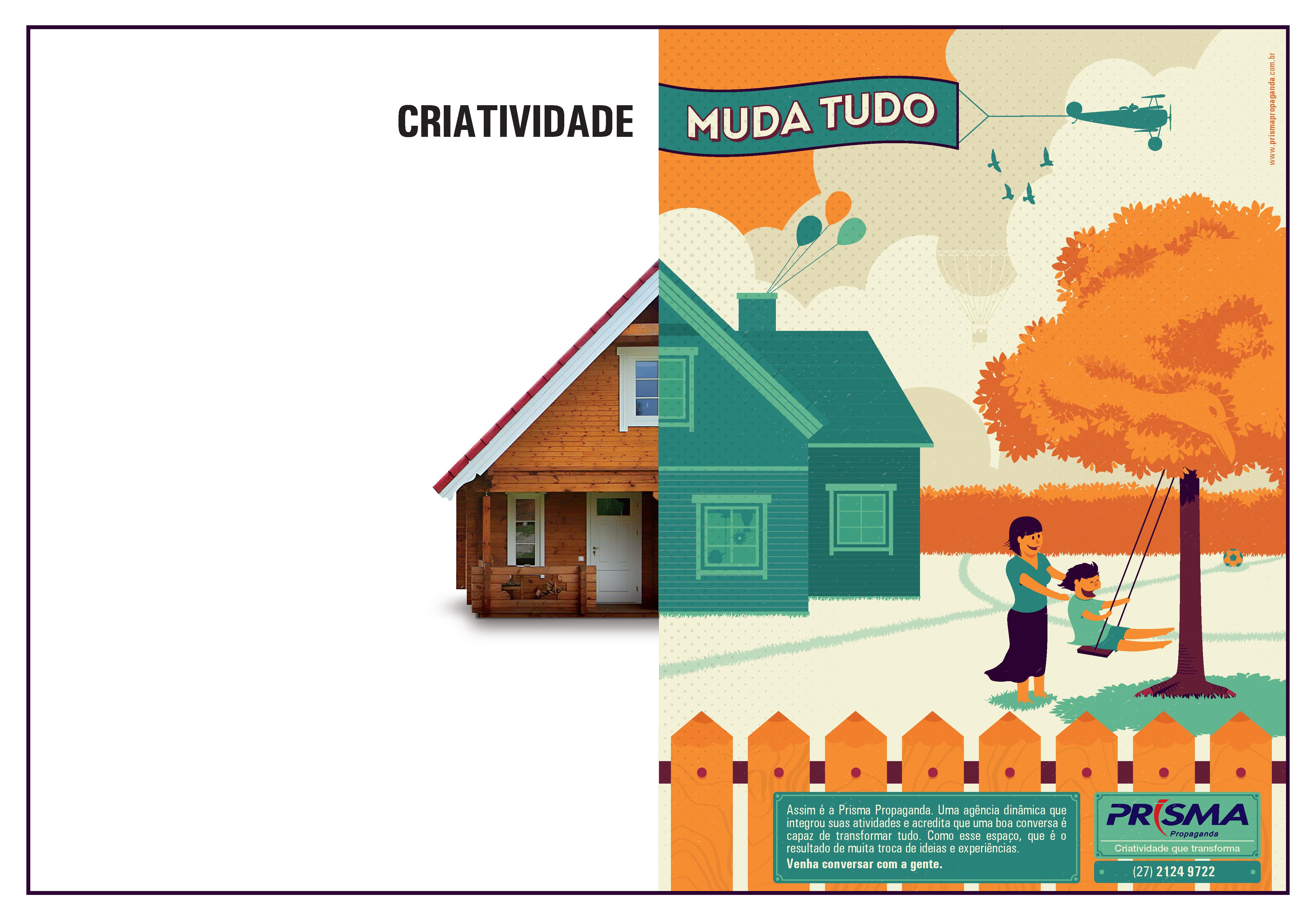 Anúncio Prisma – Casa