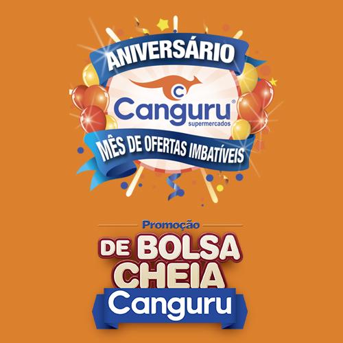 Aniversário Canguru Supermercados