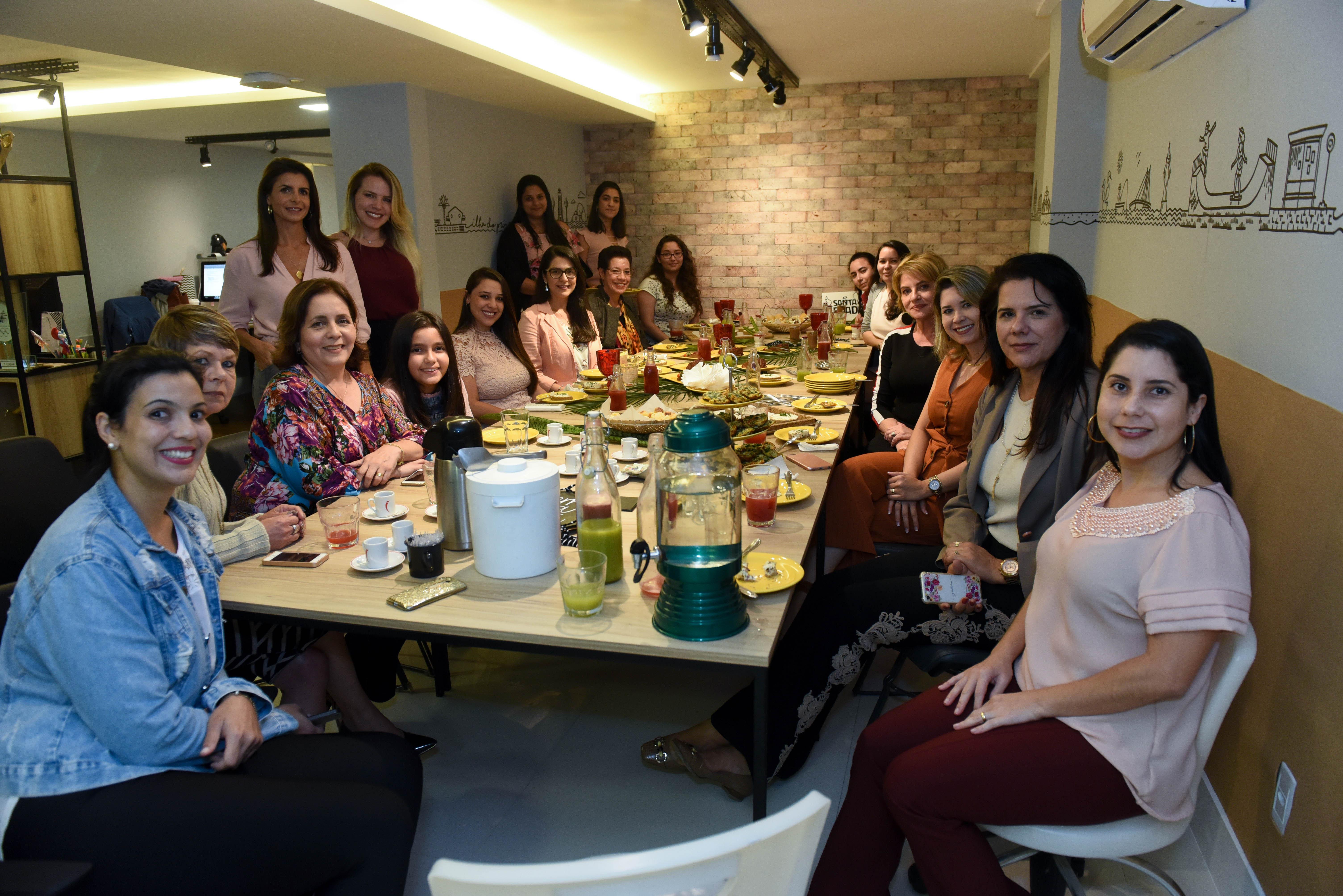 Prisma realiza o 1º Café com Elas!